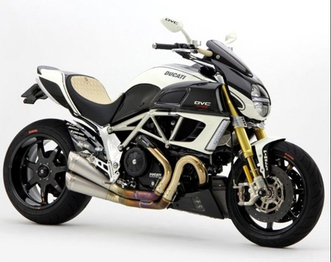 Ducati Diavel Do Dac Biet