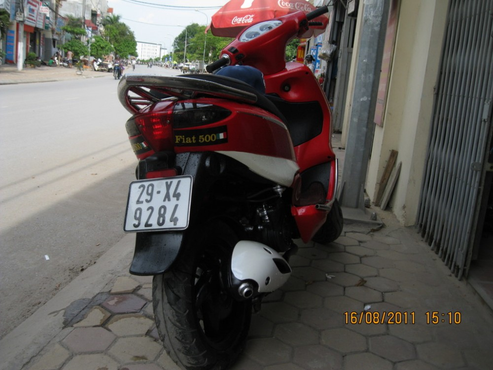 Fly 125cc do hang hiem - 3