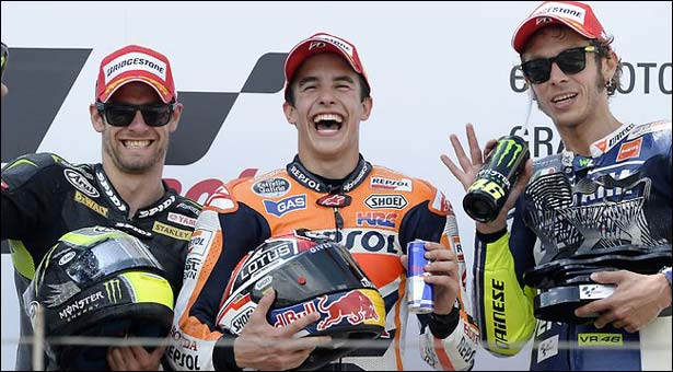 MotoGP2013Chang 9 Red Bull US Grand Prix Laguna Seca Circuit Nua chang duong - 4