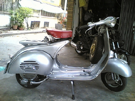 Choi Vespa co can chu y dieu gi
