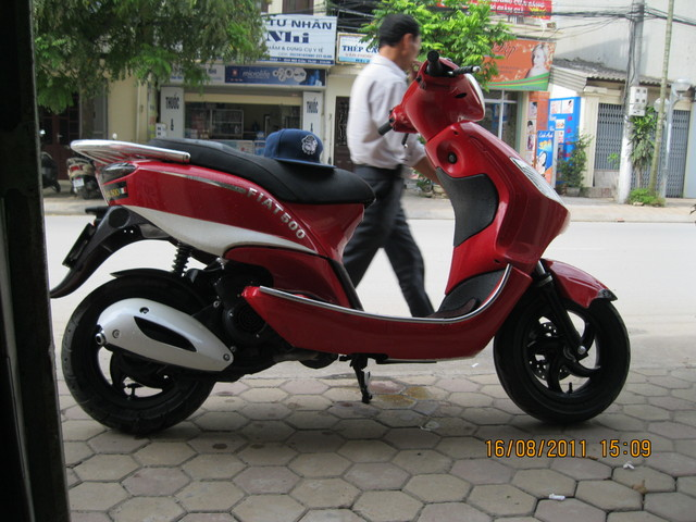 Fly 125cc do hang hiem - 2