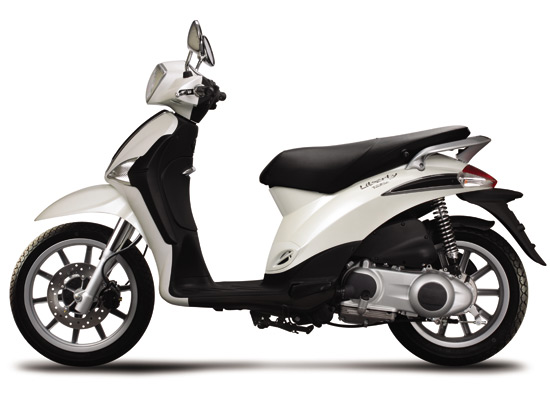 Thong so ki thuat Piaggio Liberty ie