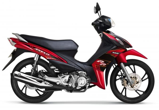 Suzuki Vietnam Anh ca trong dong xe con tay - 5