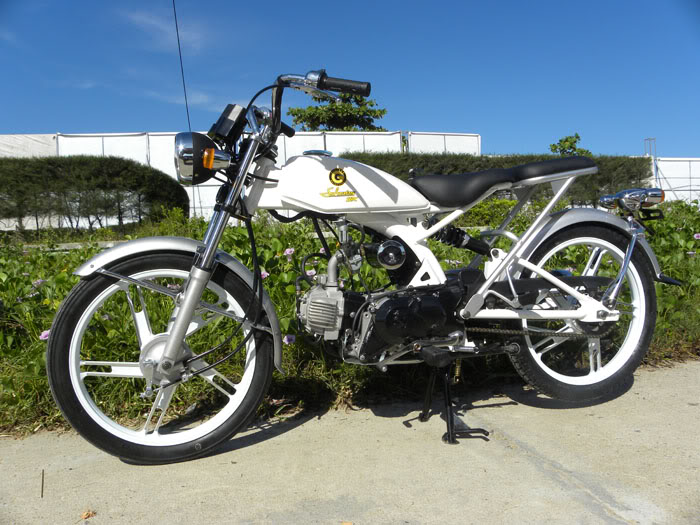 Solowins 110cc - 3