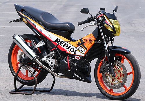 Suzuki Raider 150 sap co doi thu den tu Honda - 2