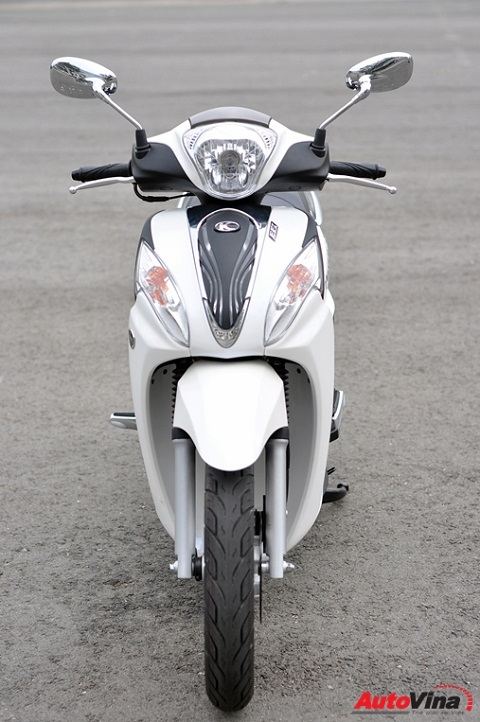 People 16Fi cua Kymco - 2