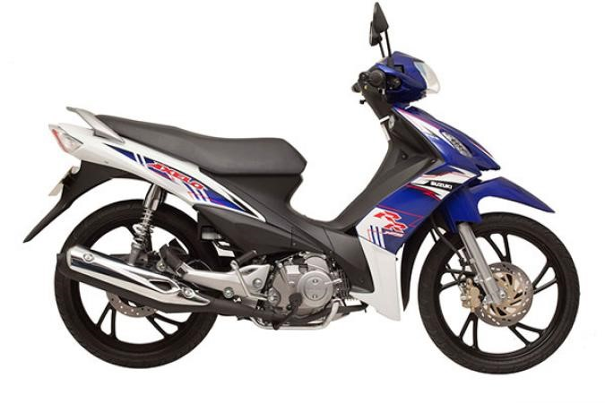Suzuki Vietnam Anh ca trong dong xe con tay - 3