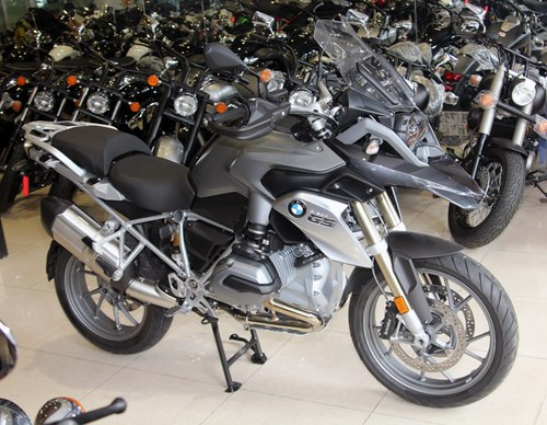 BMW R1200GS 2013 ve Viet Nam - 22