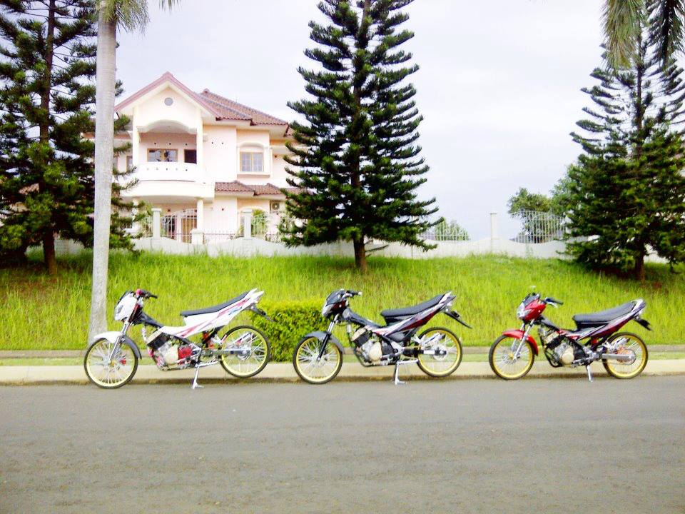 Suzuki Raider Club - 2
