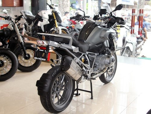 BMW R1200GS 2013 ve Viet Nam - 23