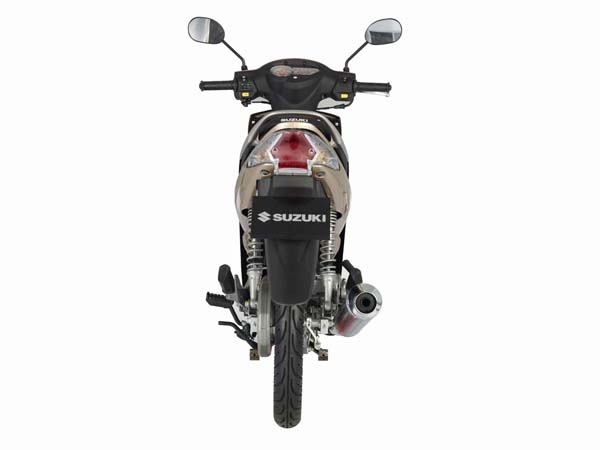 Suzuki Smash Revo Ve Dep Don Gian - 16