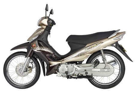 Suzuki Smash Revo Ve Dep Don Gian - 2