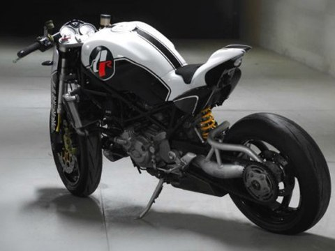 Ducati Monster Tesio Ve dep hut hon nguoi nhin - 3
