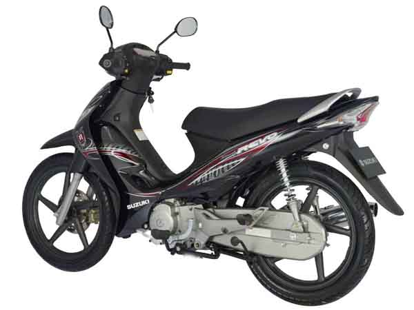 Suzuki Smash Revo Ve Dep Don Gian - 15