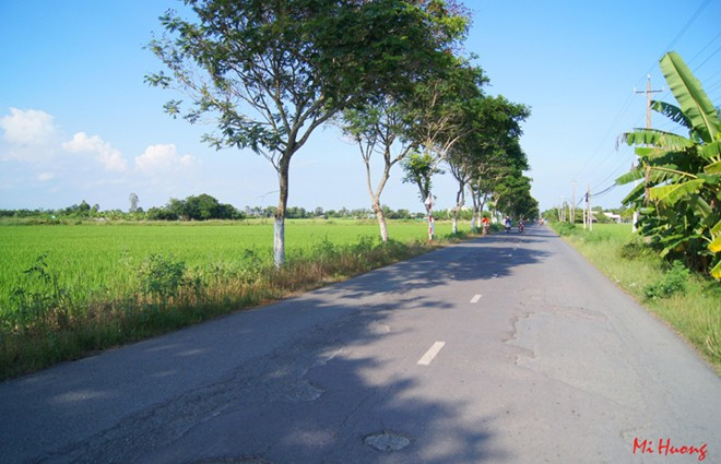Ve Go Cong nghi duong
