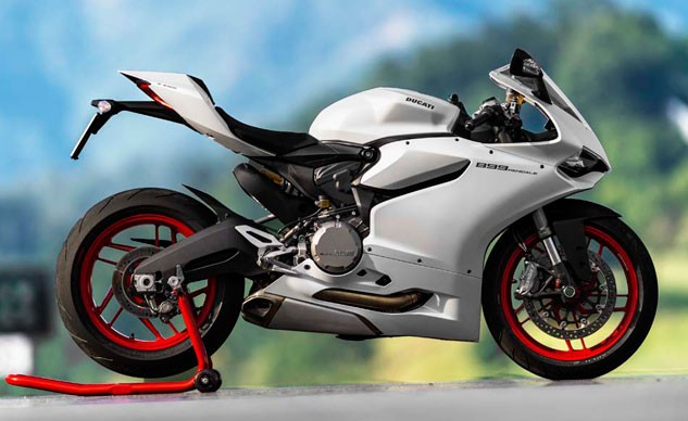 Ducati 899 Panigale chinh thuc lo dien