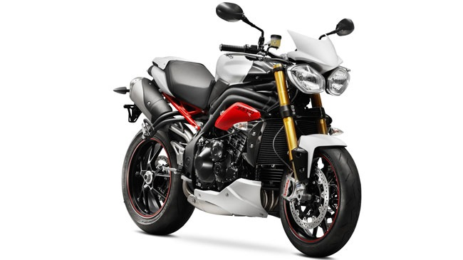 Triumph gioi thieu Speed Triple R 2014