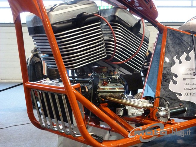 Regio Design XXL Chopper Moto lon nhat the gioi - 4