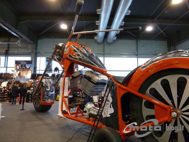 Regio Design XXL Chopper Moto lon nhat the gioi - 7