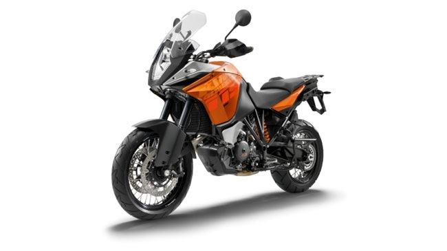 KTM 1190 Adventure 2014 co them he thong can bang moi