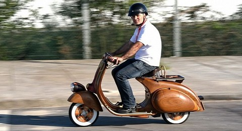 Vespa bang go khong gi la ko the - 14
