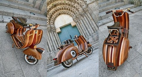 Vespa bang go khong gi la ko the - 9