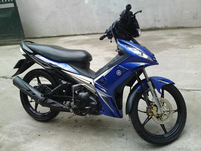 5 the he Exciter GP lam gioi tre dien dao