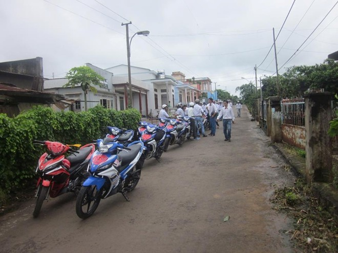 Hinh anh 32 chiec Exciter di don dau o Buon Ma Thuot - 2