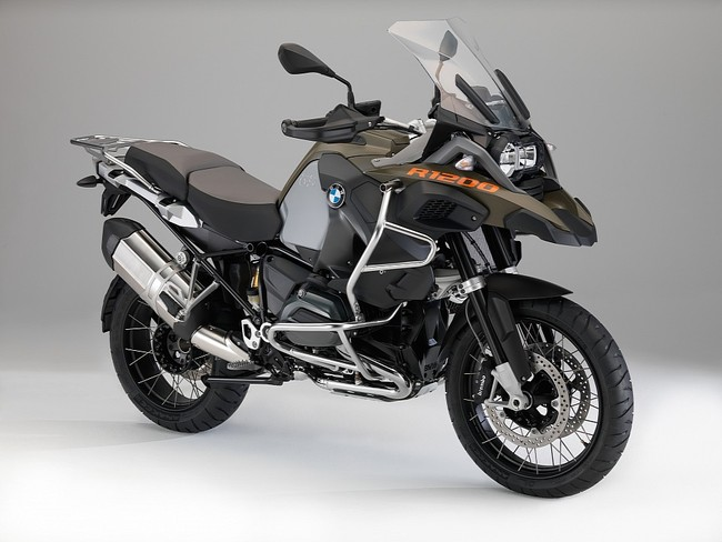 He lo hinh anh moi cua BMW R1200GS Adventure 2014 - 8