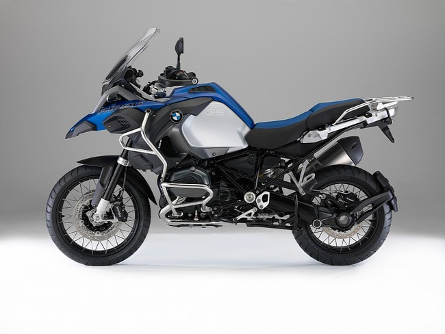 He lo hinh anh moi cua BMW R1200GS Adventure 2014 - 3