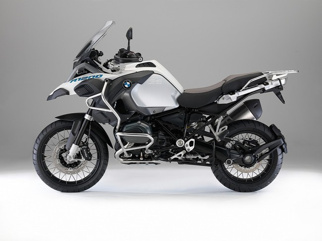 He lo hinh anh moi cua BMW R1200GS Adventure 2014 - 4