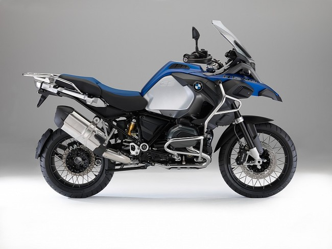 He lo hinh anh moi cua BMW R1200GS Adventure 2014 - 6