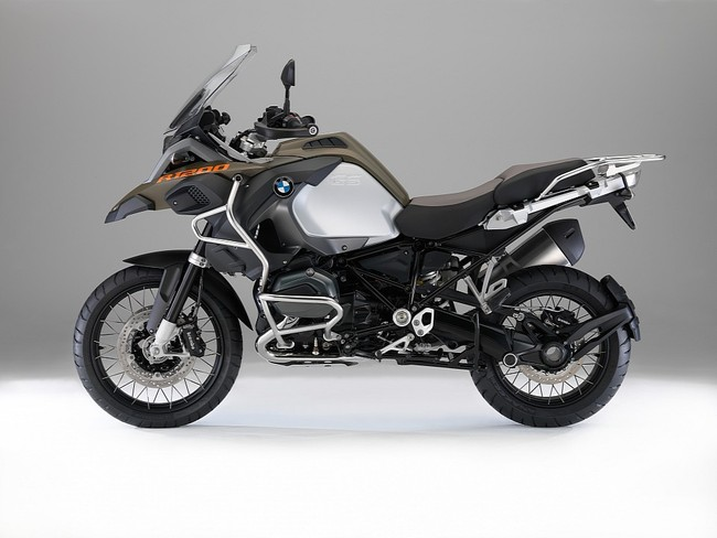 He lo hinh anh moi cua BMW R1200GS Adventure 2014 - 2