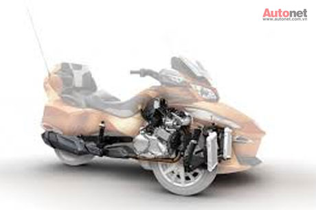 CanAm Spyder RT 2014 co gia khoang 22999 USD - 2