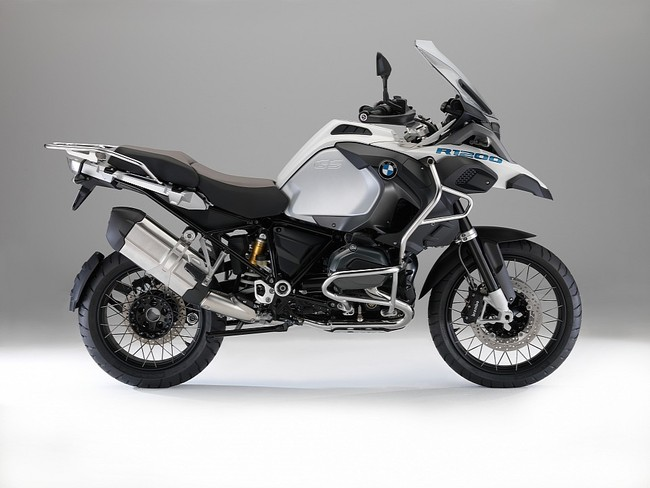 He lo hinh anh moi cua BMW R1200GS Adventure 2014 - 7