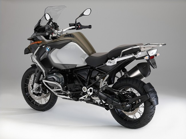 He lo hinh anh moi cua BMW R1200GS Adventure 2014 - 9
