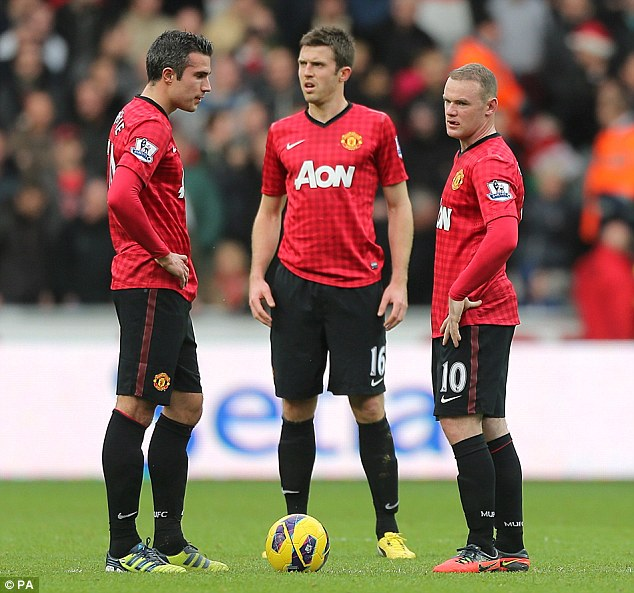 Rooney tung rat han Sir Alex chi vi Van Persie - 7
