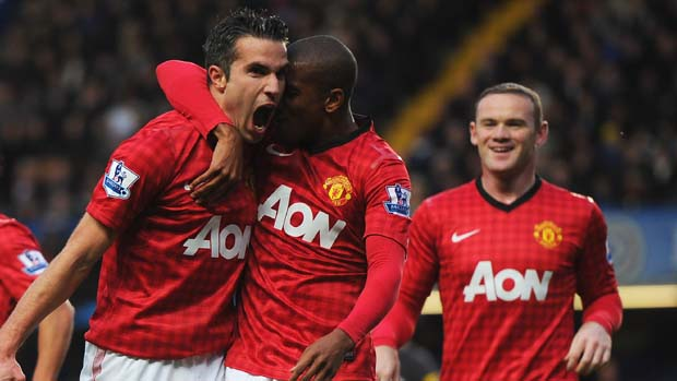 Rooney tung rat han Sir Alex chi vi Van Persie - 4