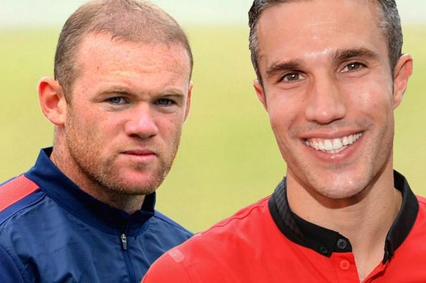 Rooney tung rat han Sir Alex chi vi Van Persie