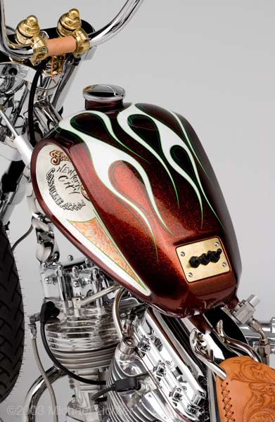 Indian Larry Wild Child Moto 750000 USD cho nha giau - 10