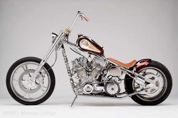 Indian Larry Wild Child Moto 750000 USD cho nha giau - 6