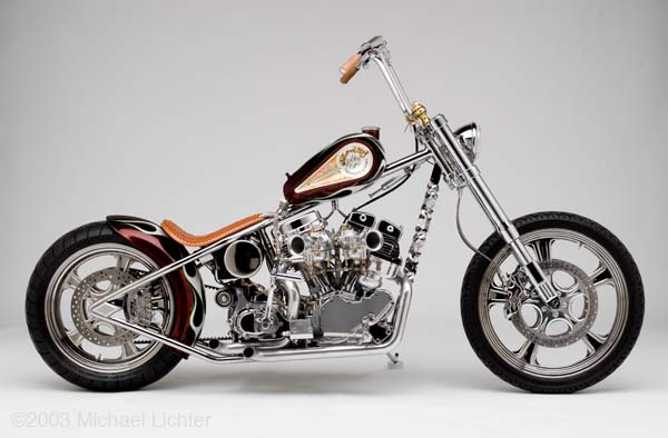 Indian Larry Wild Child Moto 750000 USD cho nha giau - 3