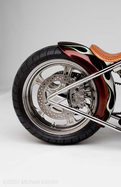 Indian Larry Wild Child Moto 750000 USD cho nha giau - 16