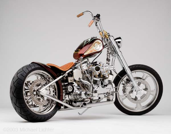 Indian Larry Wild Child Moto 750000 USD cho nha giau - 4