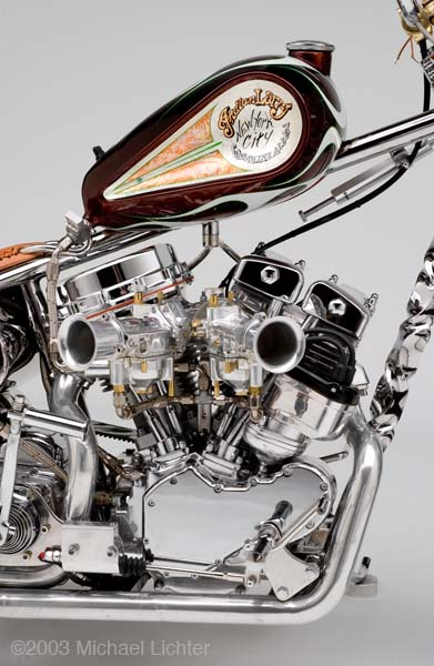 Indian Larry Wild Child Moto 750000 USD cho nha giau - 9