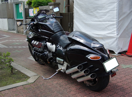 Honda Valkyrie phien ban do quai vat Dragon King - 8