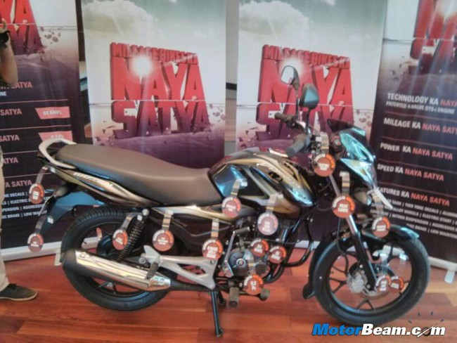 Bajaj Discover 100M 2013 Xe may cuc it an xang - 3