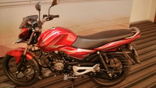 Bajaj Discover 100M 2013 Xe may cuc it an xang