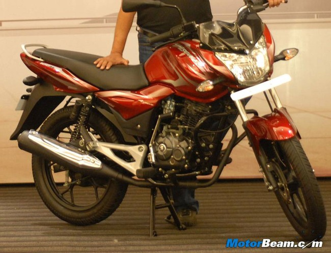 Bajaj Discover 100M 2013 Xe may cuc it an xang - 2