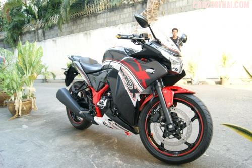 CBR 250 hang do XSpeed tu Thai Lan - 4